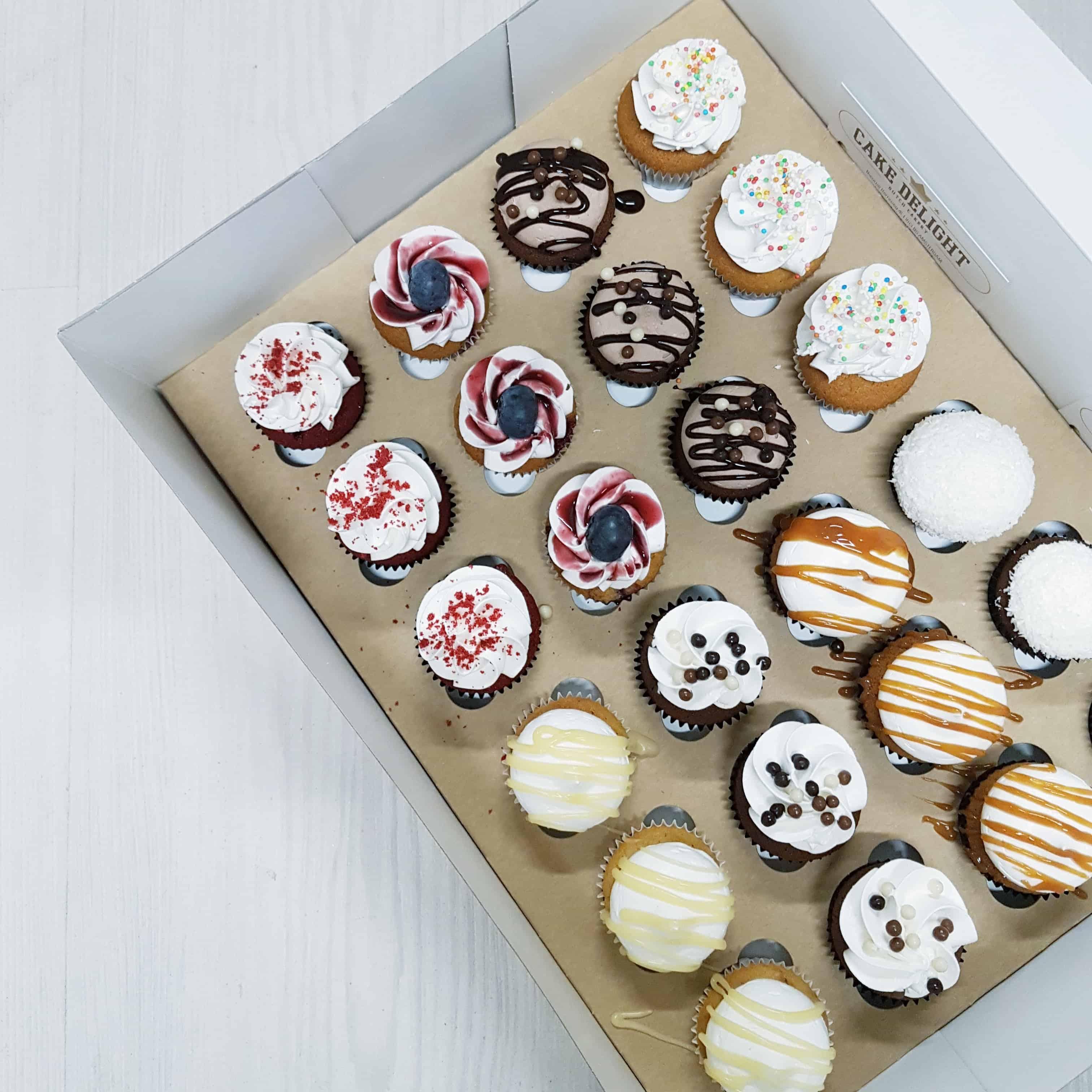 Cupcakes Amsterdam Bestel Je Cupcakes Taarten Online
